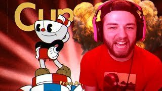 JEV PLAYS CUPHEAD (CHALLENGE ACCEPTED)