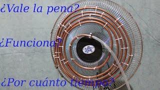 Aire Acondicionado Casero - Comparto mi experiencia (Adelanto: No funciona)