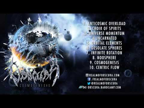 OBSCURA - 'Cosmogenesis' (Full Album Stream) Mp3