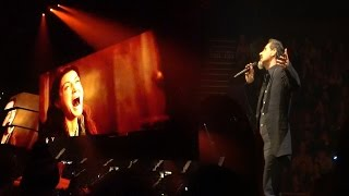 Game of Thrones Live HD - Serg Tankian Sings Rains of Castamere - Red Wedding