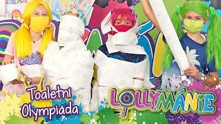 Lollymánie S03E10 - Toaletní Olympiáda
