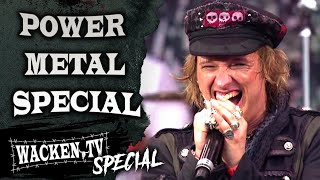 Power Metal Special - Sabaton, Hammerfall, Avantasia, Powerwolf & Sonata Arctica - Live at W:O:A