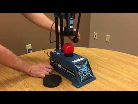 olid Height (Coil Bind) Protection Plate Demo (Tennis Ball)