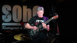 John Kay from Steppenwolf performs at SOhO - Solo #1
