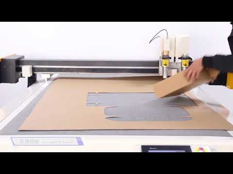 Carton Box Cutting Plotter-MTC03