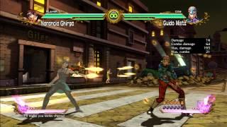 JoJo's: ASB [NA] Multi-Character Combo Compilation - HD