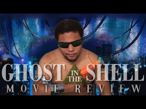 Ghost in the Shell (1995) Anime Movie Review