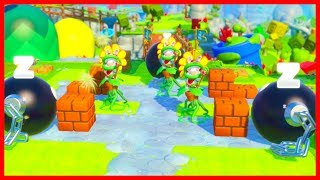 Once Bitten, Twice Shy! Mario + Rabbids Kingdom Battle