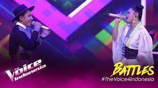Buktikan (Dewi Sandra, Rayen Pono) - Agis vs Tommy  | Battles | The Voice Indonesia GTV 2019
