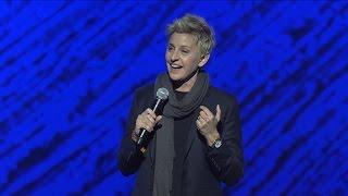 Ellen Degeneres on Meditation