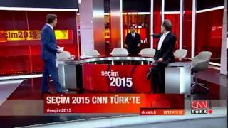 Gambar cover Cüneyt Özdemir, CNN TÜRK stüdyosunu bastı