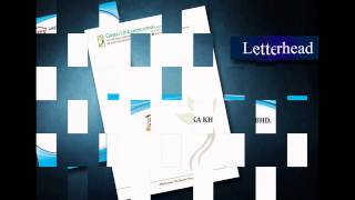 preview picture of video 'Sungai Petani Letter Head, Poster, Note Pad, Card, Letter Paper, Printing, Delivery in Kedah'