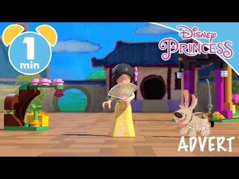 Mulan Movie Recap   LEGO Short   Disney Princess   #ADVERT