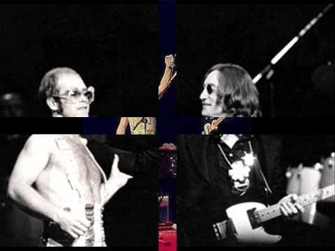 Elton John & John Lennon - Lucy in the sky with diamonds