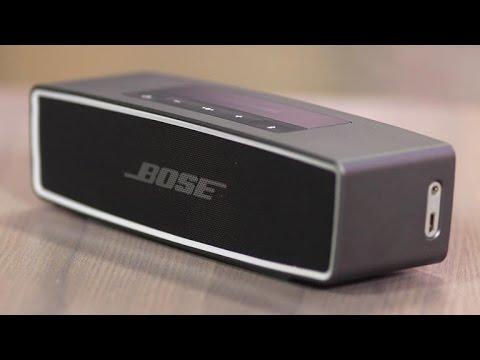 Bose SoundLink Mini II: Top Bluetooth speaker adds features