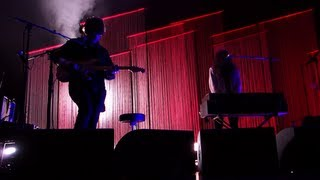 Beach House - New Year (Live at Forum Theatre, Melbourne on Jan 9th 2013)