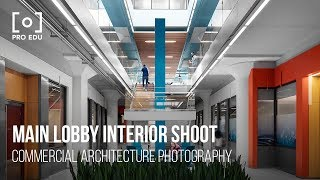 Interior Architecture Shoot With Tony Roslund