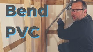 How to Bend PVC Pipe at Home