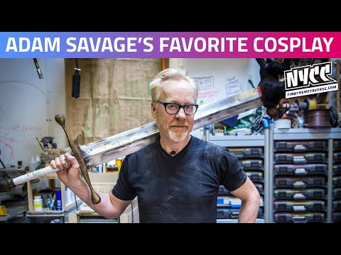 Adam Savage's Favorite Cosplay Show & Tell