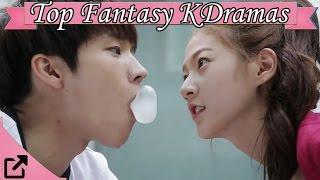 Top 25 Popular Fantasy Korean Dramas 2016 (All The Time)