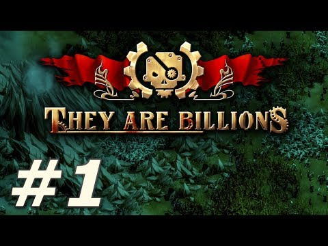 They Are Billions | Caustic Lands - Part 1