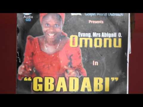 Abigail Omonu - Gbadabi (Recover all)