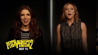Pitch Perfect 2 - NBA Playoffs Promo (Boston vs Cleveland) (HD)