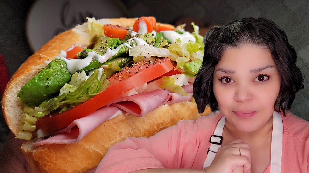 The Ham Sandwich Of My Childhood TORTA DE JAM N