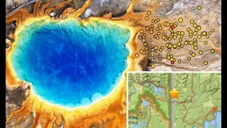 California Earthquakes TODAY! 3 Quakes Strike West Coast - Could They Affect Yellowstone?
