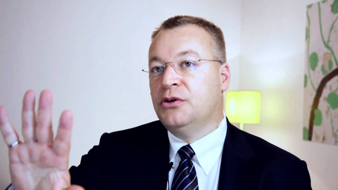 3 Minutes with Nokia CEO Stephen Elop thumbnail