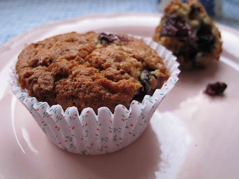 Video How to make the perfect blueberry muffins