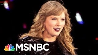 Swift Results: Voter Registration Spikes After Star's Endorsement Of Democrats | Deadline | MSNBC
