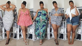 PLUS SIZE SHEIN TRY ON HAUL | Shein DID THAT SIS!!!! #PlusSizeFashion