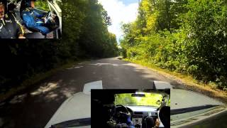 preview picture of video '2014 Rallye Défi - 16 Montpellier (1)'