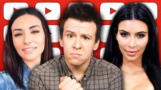 "WOW! New Copyright Scandal Info Revealed, Trump ""Animals"", Kardashian Backlash & More"
