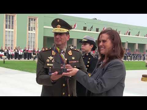 Acreditación de la carrera Ciencias Militares EMCH