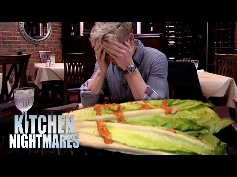 GORDON RAMSAY INSULTS THE FOOD, AGAIN! | Top 10 Worst Kitchen Nightmares Dishes