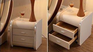 100 Bedroom Nightstands - Modern Bedside Table Design Ideas 2020