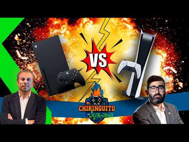 PS5 VS XBOX SERIES X : EL PARTIDO DEL SIGLO