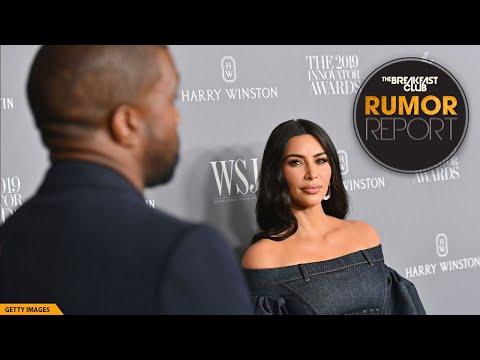 Kim Kardashian & Kanye West Headed for Divorce