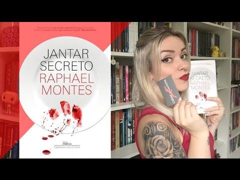 Resenha | Jantar Secreto - Raphael Montes