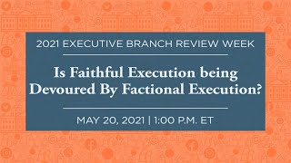 Click to play: Is Faithful Execution being Devoured By Factional Execution?