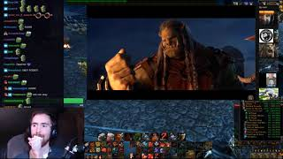 """Asmongold Reacts to WoW Cinematic: """"Old Soldier"""""""