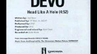 Devo - Head Like A Hole