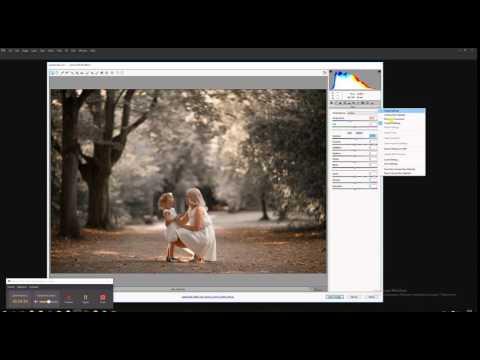 presets Adobe Camera Raw