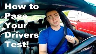 How to Pass Your Drivers Test - The Secrets!