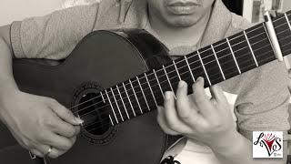 Ako'y Sa Iyo Ika'y Sa Akin - IAxe (solo guitar cover)