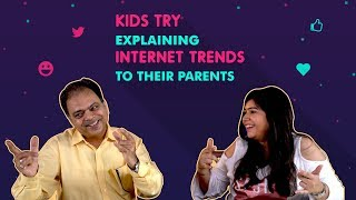 ScoopWhoop: Kids Try Explaining Internet Trends To Their Parents