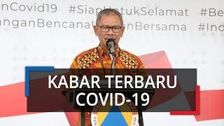 Kabar Terbaru Kasus Covid-19 Tambah 218, Total Ada 2.956 Kasus di Indonesia