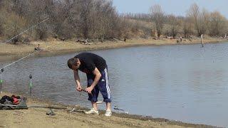 Метод для ловля карпа на пружину летом